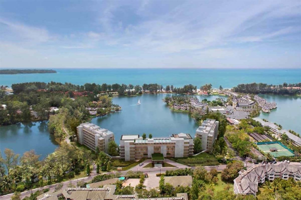 2 Bedroom Oceanview Pool Condo for Sale in Laguna Phuket