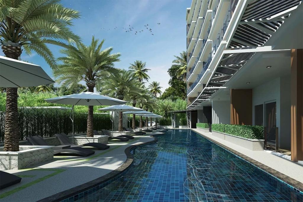 Вавилон Sky Garden Кондо для продажи в Раваи Пхукет