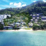 Studio Oceanfront Fully Furnished Condo for Sale near Kamala Beach, Phuket