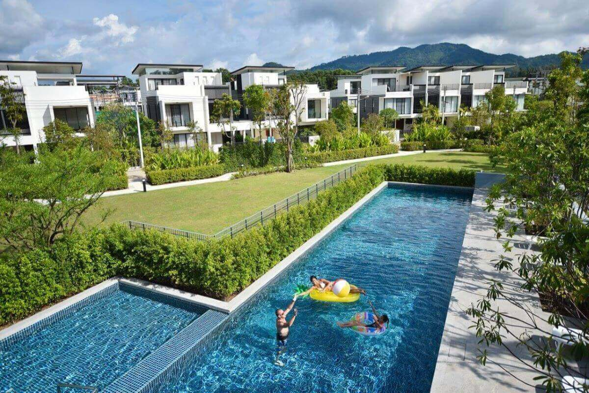 Laguna Park 3 Bedroom Townhouse for Sale in Laguna Phuket