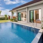 Peykaa Estate 2 Bedroom Pool Villa for Sale in Layan Phuket next to Laguna Resort