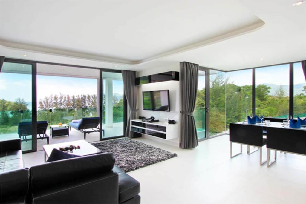 2 Bedroom Sea View Condo for Sale in Patong, Phuket