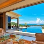 Vista del Mar 4 Bedroom Sea View Pool Villa for Sale in Nai Thon Beach Phuket