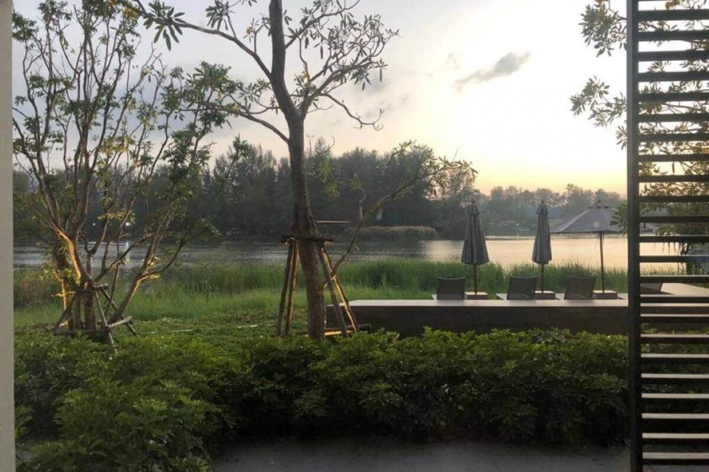 2 Bedroom Freehold Lagoonside Condo for Sale at Cassia Residences in Laguna, Phuket