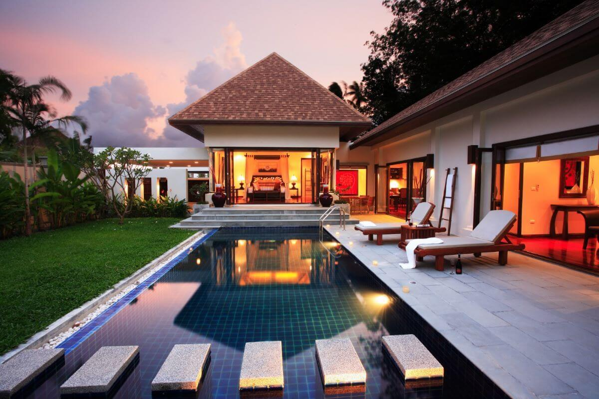 3 Bedroom Pool Villa Mandaya by Villa Suksan for Sale in Rawai Phuket