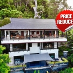 4 Bedroom Hillside Pool Villa with Panoramic Views for Sale by Owner in Nai Harn, Phuket