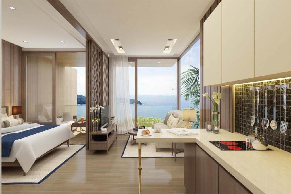 Emerald Oceanfront Residence for Sale in Kalim Phuket