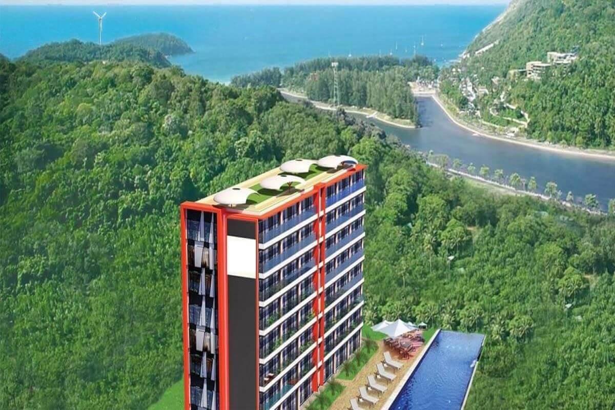1 Bedroom Condo for Sale near Nai Harn Beach Phuket