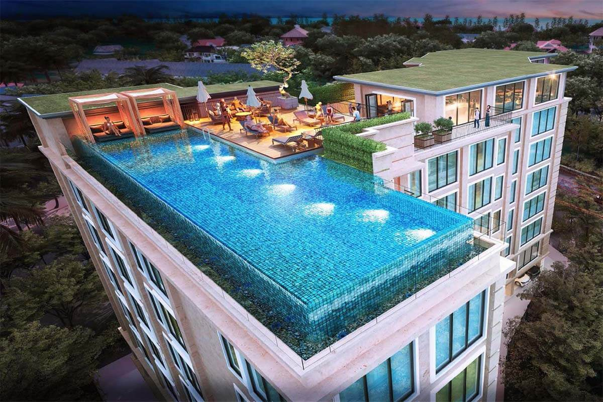 Surin Sands 1 Bedroom Condo for Sale in Surin Beach Phuket