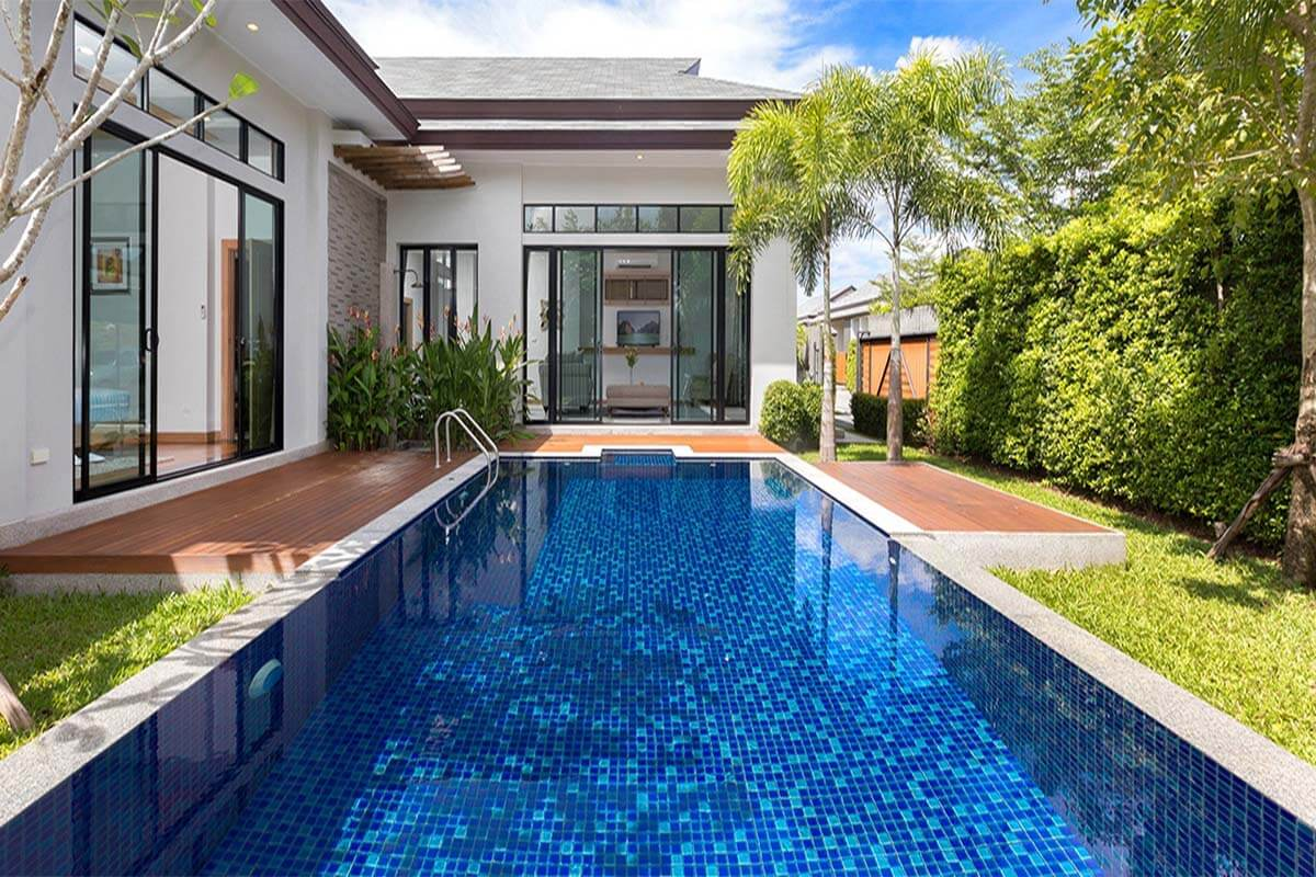 Tanode Estate 4 Bedroom Pool Villa for Sale in Laguna Phuket