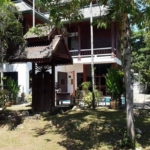 4 Bedroom Thai Style House w/ Pool for Rent in Rawai Phuket