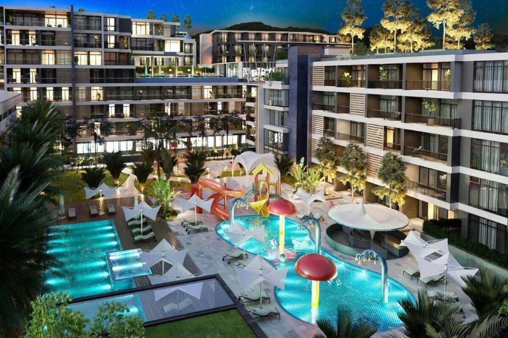 VIP Kata 1 Bedroom Condo for Sale in Kata Beach Phuket