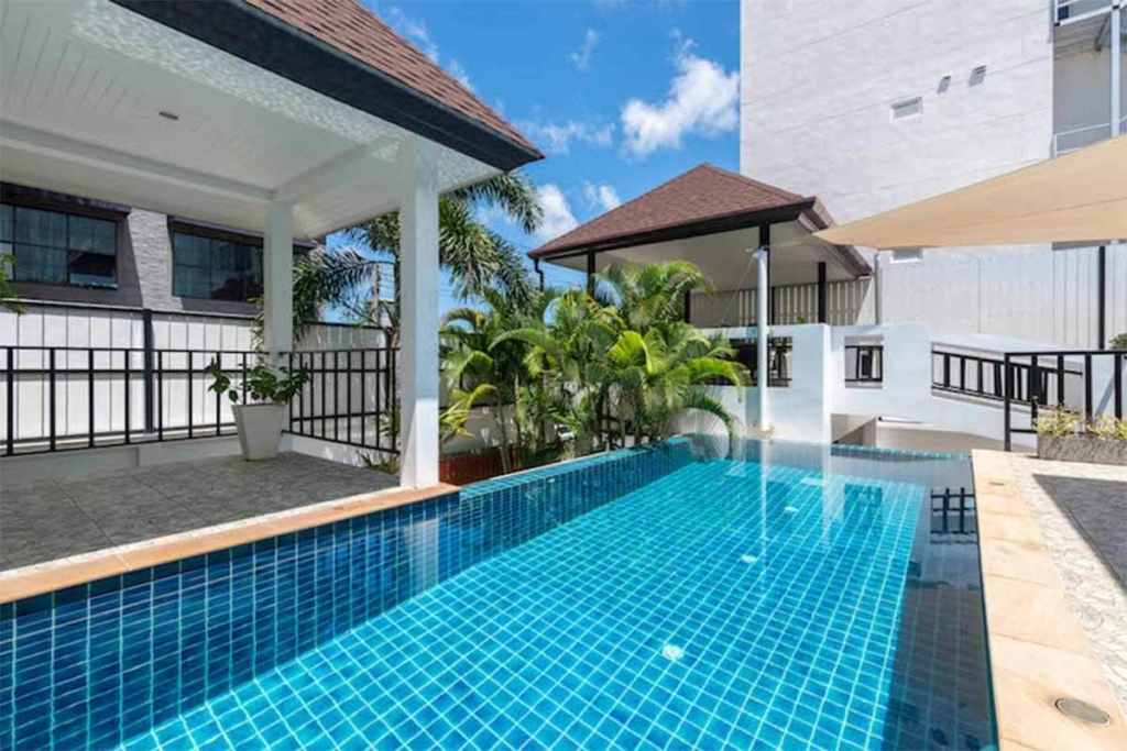 Baan Saiyuan 3 Bedroom Pool Villa for Rent in Rawai Phuket