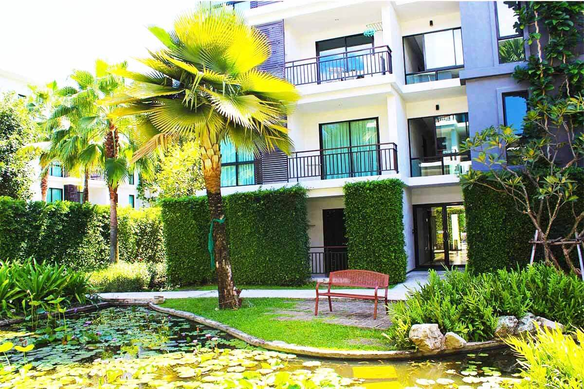The Title 1 Bedroom Condo for Rent in Rawai Beach Phuket