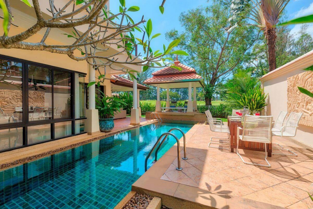 4 Bedroom Townhouse Pool Villa for Sale at Laguna Townhomes, Phuket