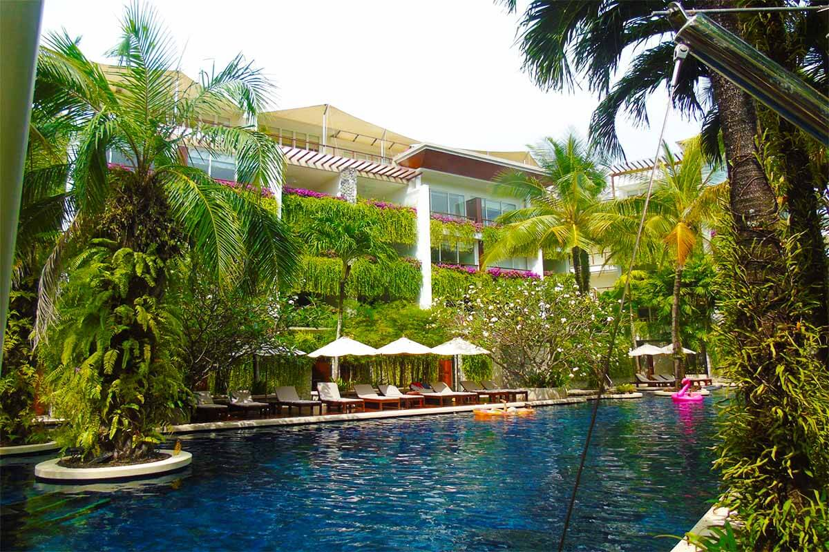 Chava Resort 2 Bedroom Pool View Condo for Sale in Surin Beach Phuket