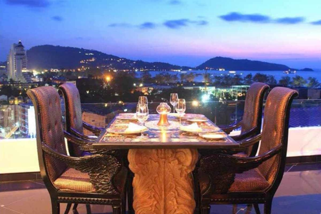 Il Palazzo Business for Sale in Patong