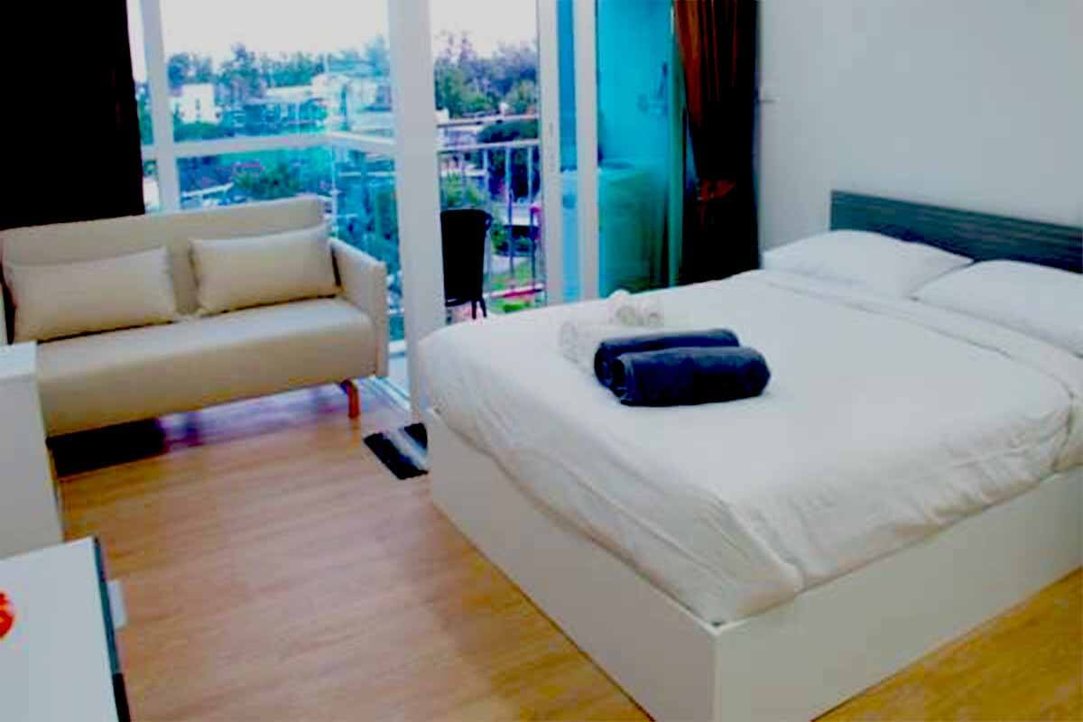 Ozone Condotel Studio Condo for Rent in Kata Phuket