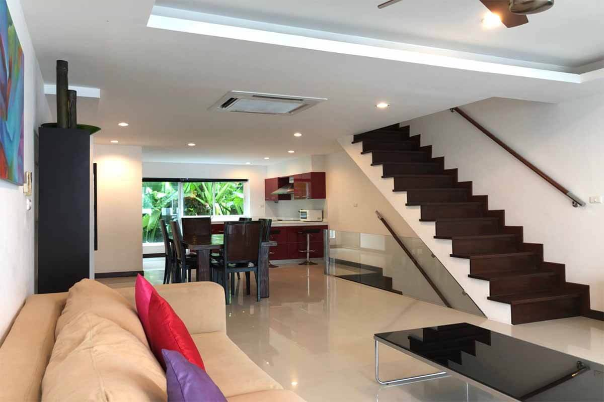Sunrise Townhouse 3 Bedroom Townhouse for Rent in Rawai Phuket