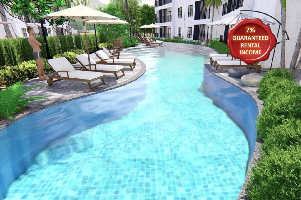 1 Bedroom Investment Sea View Condo for Sale near Rawai Beach, Phuket