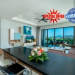 1 Bedroom Freehold Sea View Condo for Sale near Surin Beach, Phuket
