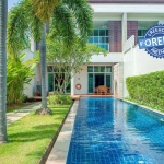 3 Bedroom Foreign Freehold Duplex Condo w/Private Pool for Sale at Oxygen Villa near Bang Tao Beach, Phuket