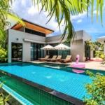 Baan Bua 3 Bedroom Pool Villa for Rent in Nai Harn Phuket