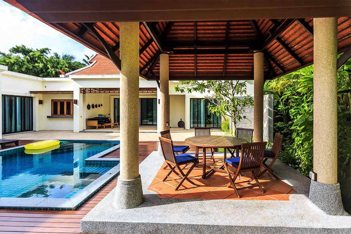 Baan Bua Lake View Villa for Rent in Nai Harn