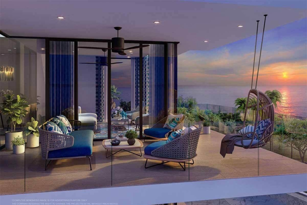 Impression 2 Bedroom Sea View Condo for Sale in Chalong Phuket