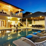 Jade Villa 7 Bedroom Pool Villa in Nai Harn Beach Phuket