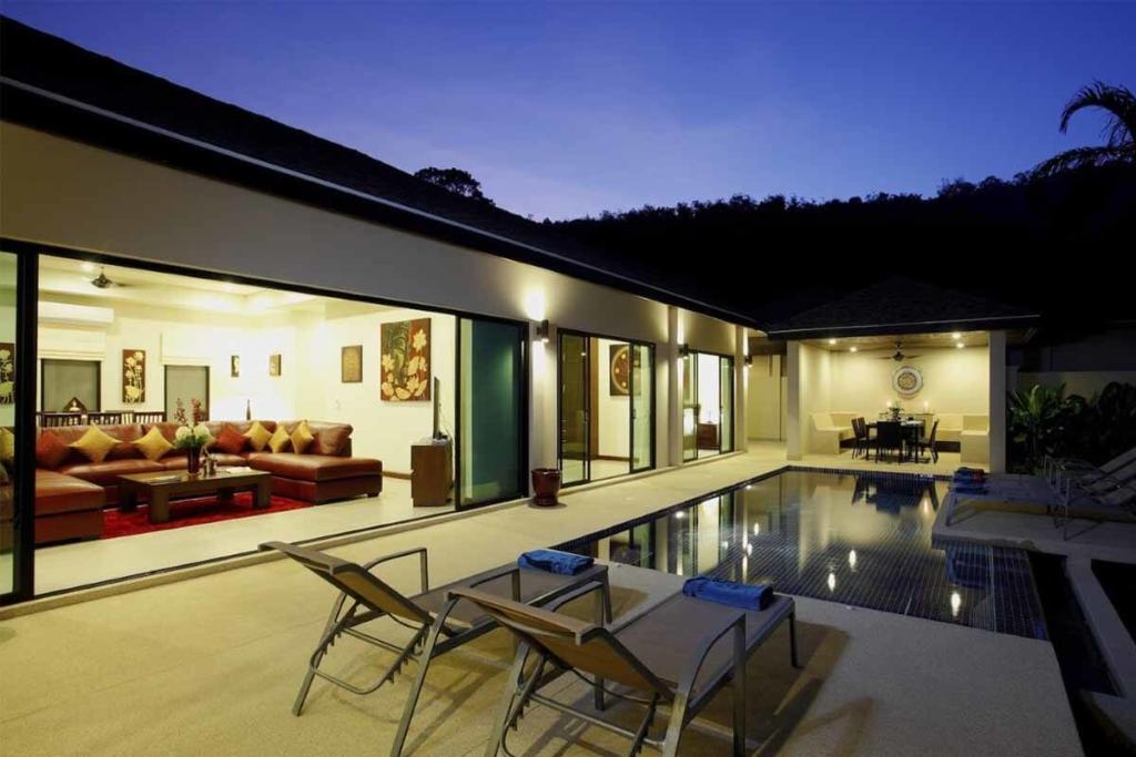 Ruby Villa 3 Bedroom Pool Villa for Sale in Nai Harn Phuket