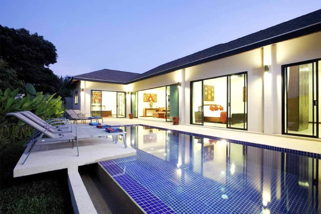 3 Bedroom Pool Villa for Sale near Nai Harn Lake, Phuket