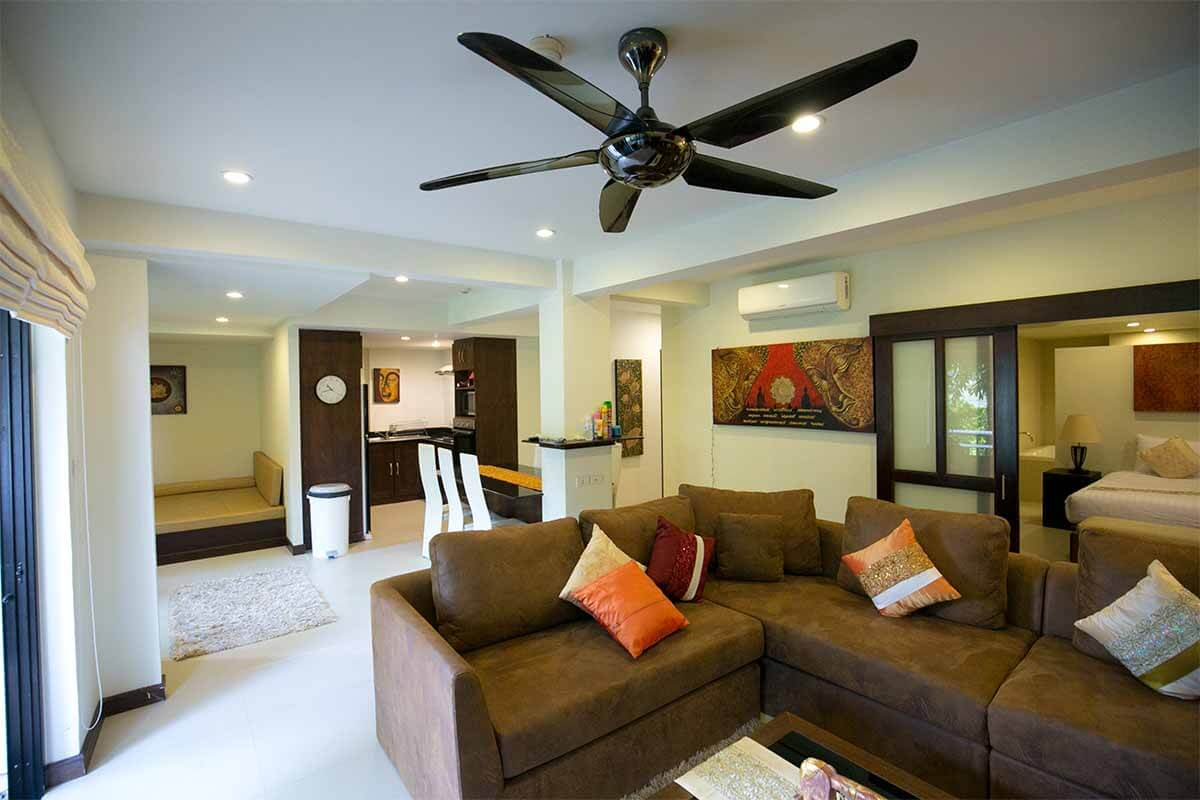 The Sands 3 Bedroom Condo for Rent in Nai Harn Beach Phuket