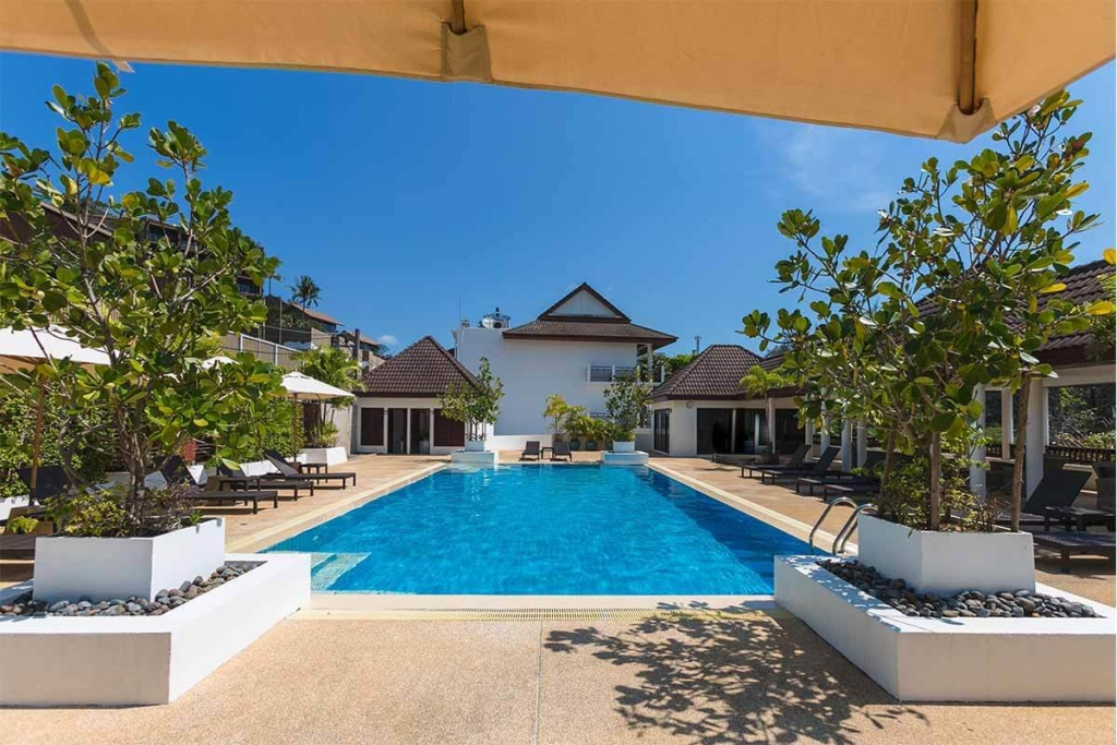 The Sands 4 Bedroom Condo for Rent in Nai Harn Beach Phuket