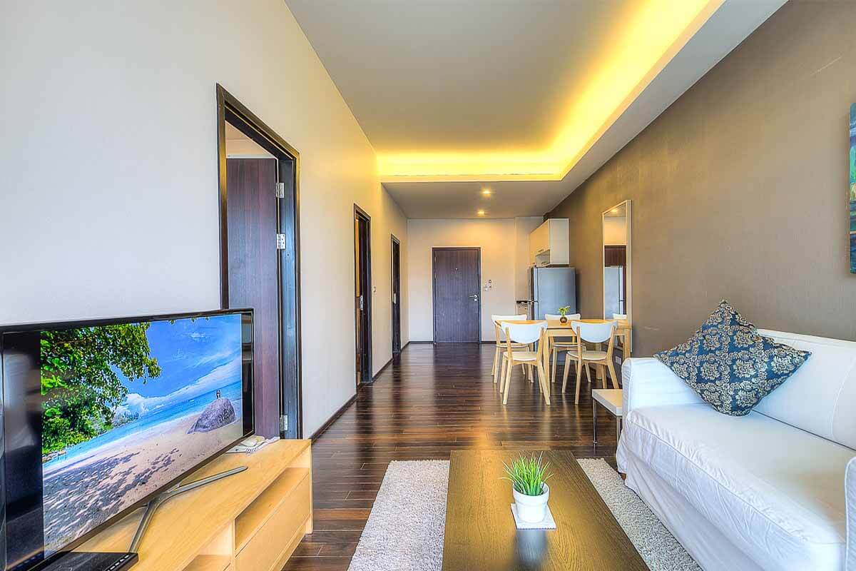The Title 2 Bedroom Condo for Rent in Rawai Phuketket