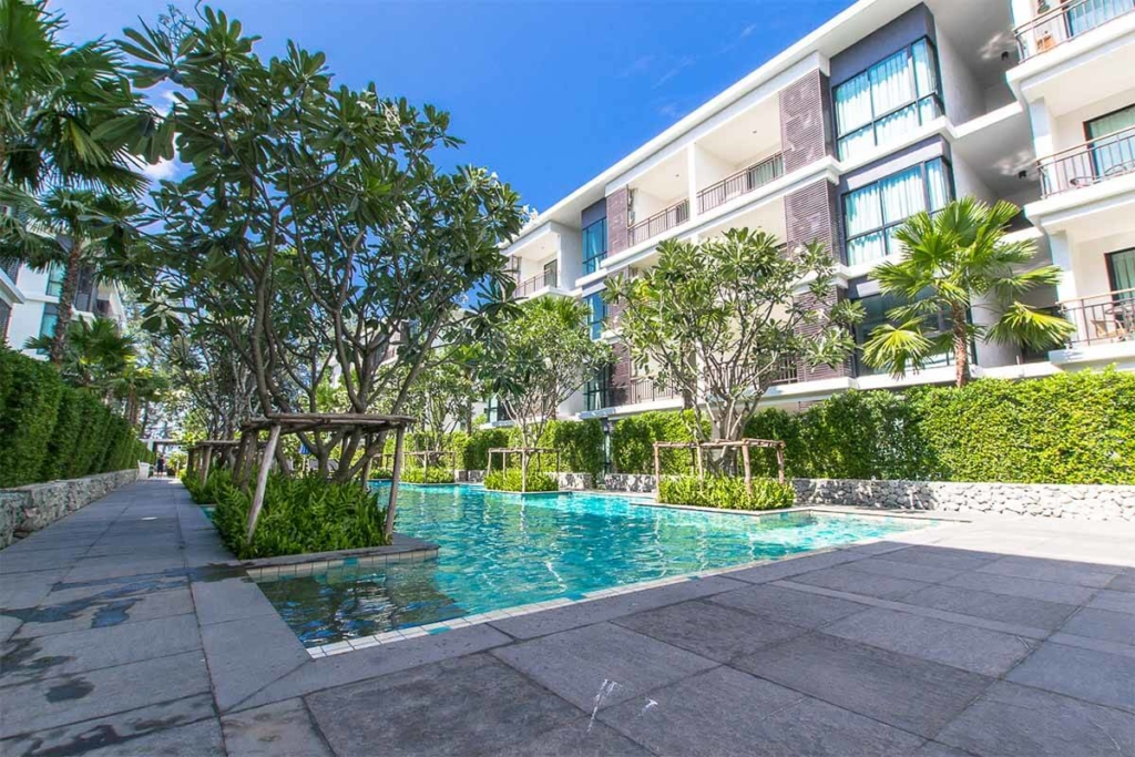 The Title Condo for Rent in Rawai