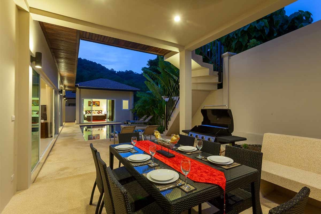 Topaz Villa for Sale in Nai Harn Phuket