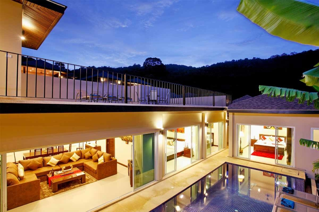 Topaz Villa for Rent in Nai Harn Phuket