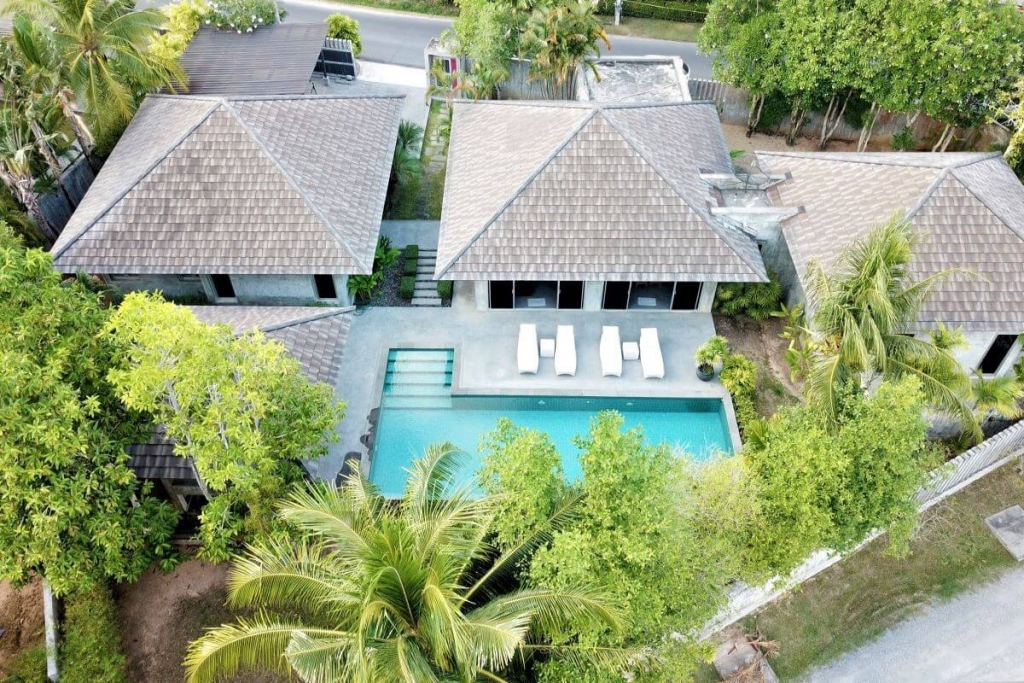 3 Bedroom Pool Villa for Sale at Pura Vida Villas in Thalang, Phuket