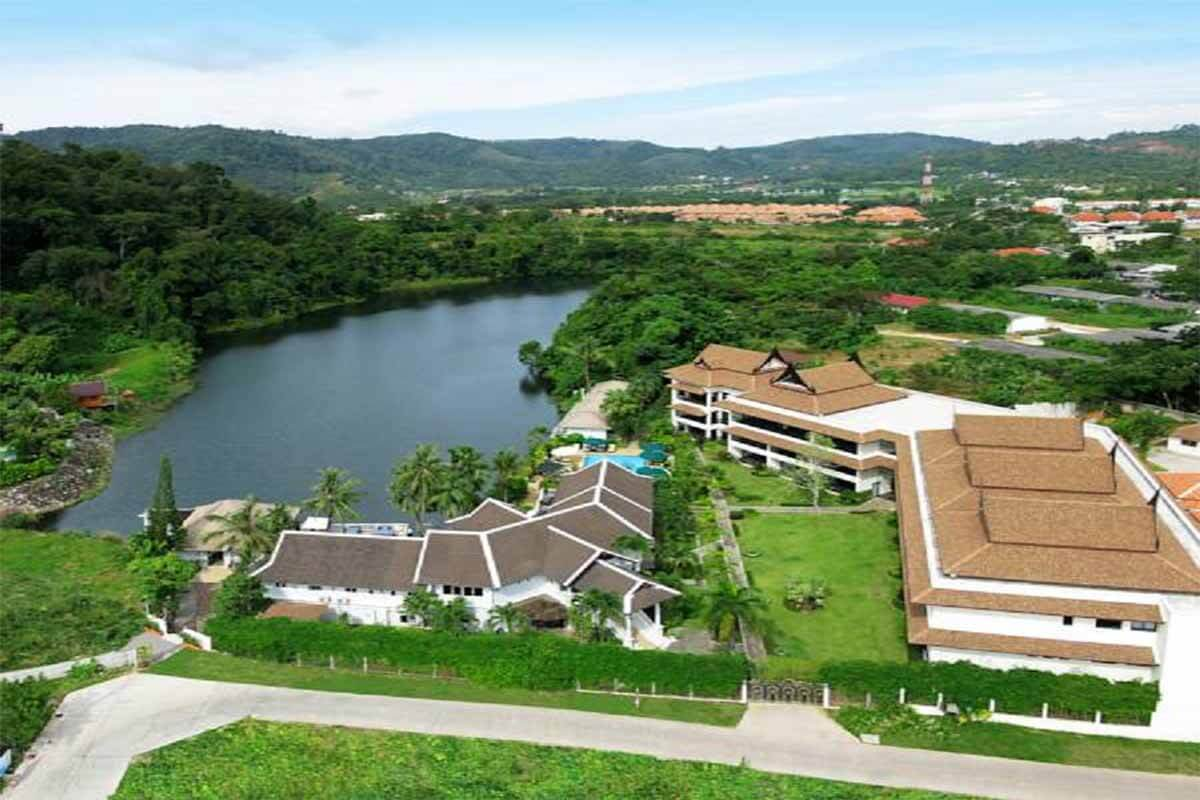 Lake View Golf Course Hotel for Sale in Kathu Phuket