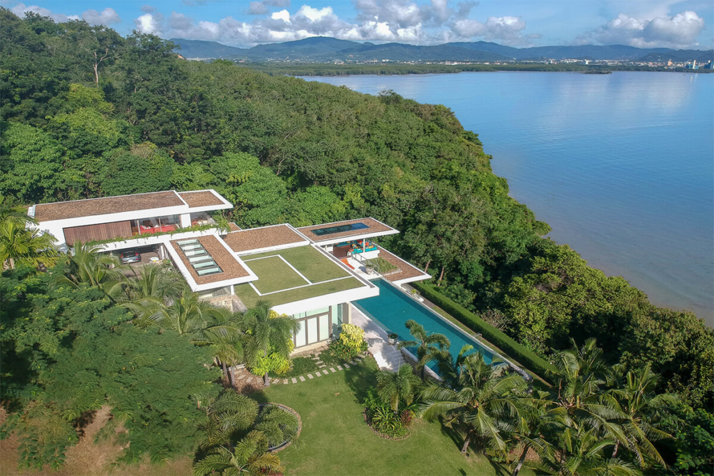 Villa Skyfall 5 Bedroom Oceanfront Villa for Sale in Ao Makham Phuket
