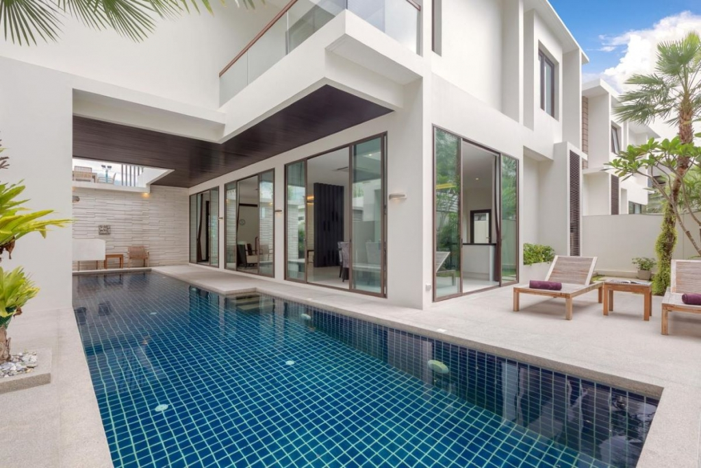 2 Bedroom Pool Villa for Sale near Kamala Beach, Phuket