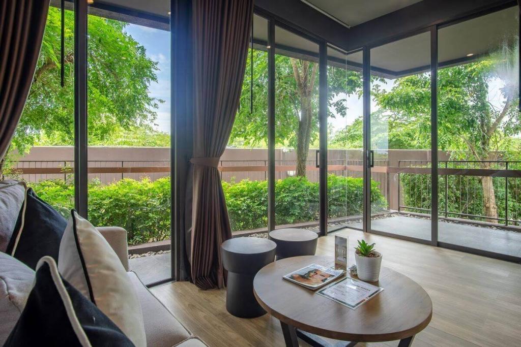 2 Bedroom Corner Unit Condo w/ Private Garden for Sale in Rawai, Phuket
