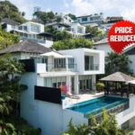 4 Bedroom Sea View Pool Villa for Sale in Surin Beach Phuket