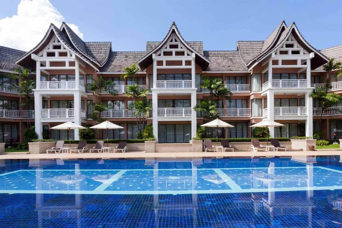 Allamanda 1 Bedroom Lagoon View Condo for Sale Laguna Phuket