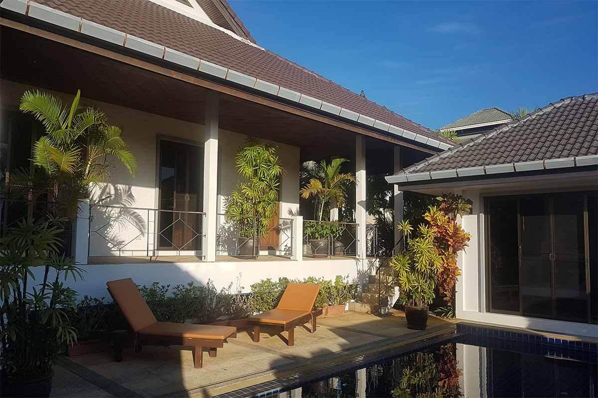 Baan Bua 4 Bedroom Villa for Sale in Nai Harn Phuket
