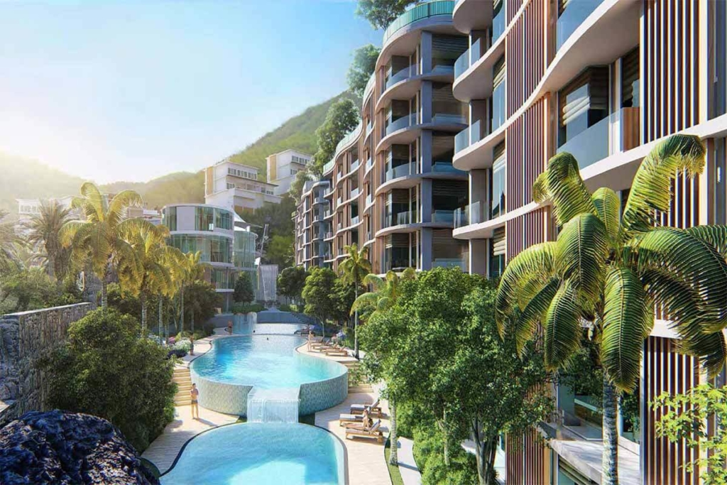 Breeze Park Condotel for Sale in Kamala Phuket
