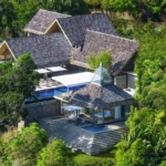 5 Bedroom Panoramic Oceanfront Luxury Villa Saengootsa for Sale at Samsara in Kamala, Phuket