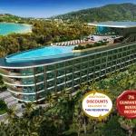 Studio Sea View Condo for Sale near Bang Tao Beach, Phuket