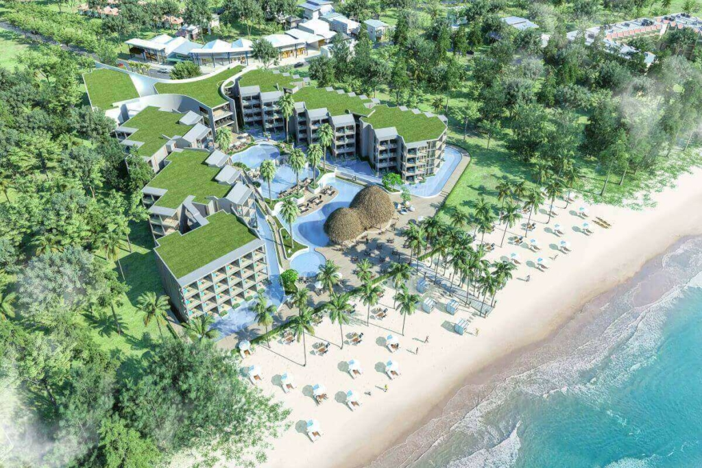 Oceana Studio Beachfront Hotel Suite Condo for Sale In Bang Tao Beach